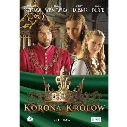 Telewizja polska s.a. Korona królów sezon 2 odcinki 110-136 (4dvd) (5902739669662)