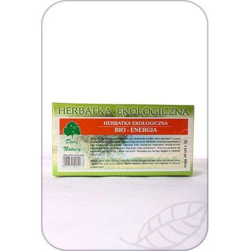 BIO-ENERGIA EKO - herbata ekspresowa - Dary Natury (5902741005533)