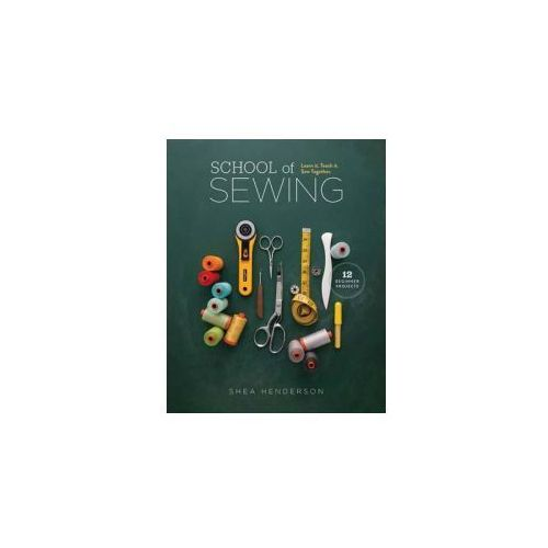School of Sewing (9781940655024)