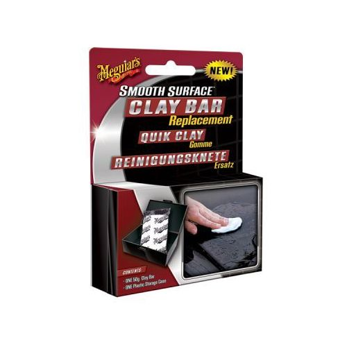 Meguiar's Smooth Surface Clay Bar Replecement - produkt dostępny w MOTOGO