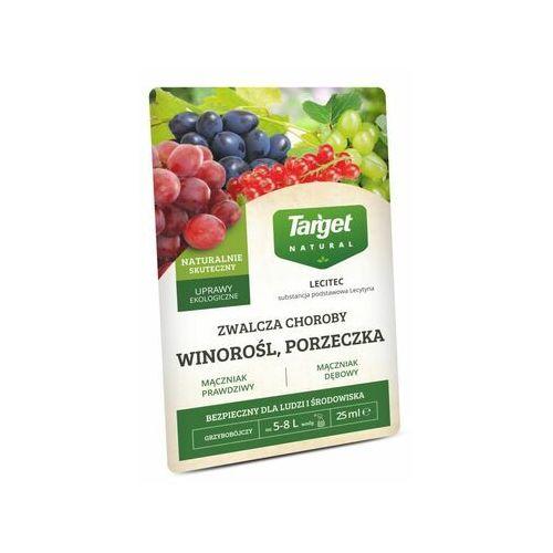 Preparat grzybobójczy lecitec winorośl, porzeczka 25 ml marki Target