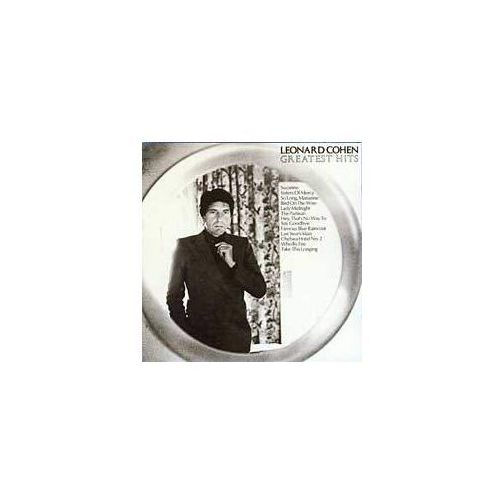 Sony music entertainment Greatest hits - leonard cohen (5099703264425)
