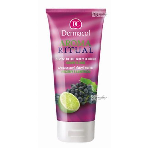 Dermacol aroma ritual body lotion grape&lime 250ml w balsam