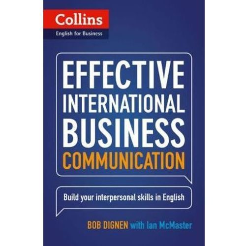 Effective International Business Communication (9780007460564)