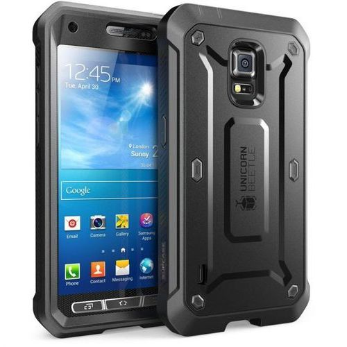 Supcase Unicorn Beetle Pro Black | Obudowa dla modelu Samsung Galaxy S5 Active
