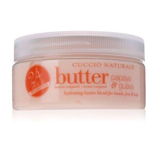 Cuccio Butter Blend | Nawilżające masło do ciała - papaja i guawa 226g
