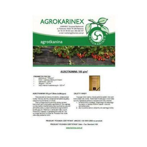 Agrotkanina 100 g/m2, 3,2 X 100 mb. Rolka o masie 34 kg. - produkt z kategorii- folie i agrowłókniny