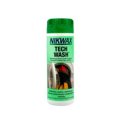 Nikwax tech wash 300 ml płyn do prania