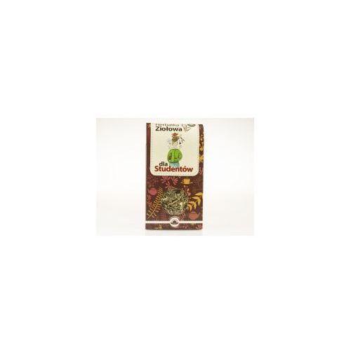 Dla Studentów (pokrzywa, różeniec, miłorząb japoński, gojnik, dzika róża skórka) Herbatka ziołowa 100g / Natura Wita (5902194541862)