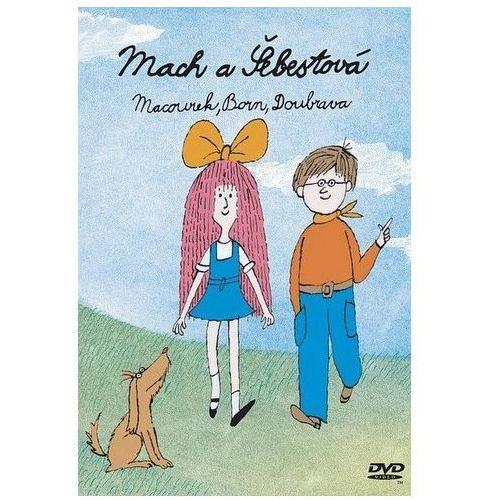 DVD film Mach a Šebestová