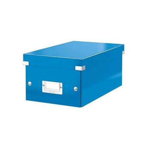 Leitz Pudło na cd  wow 6042-36 niebieskie