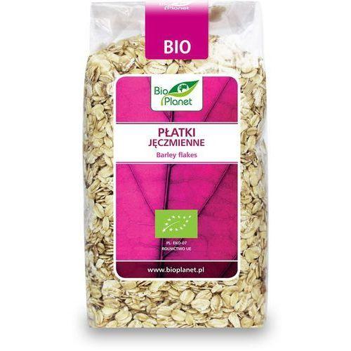 : płatki jęczmienne bio - 300 g marki Bio planet