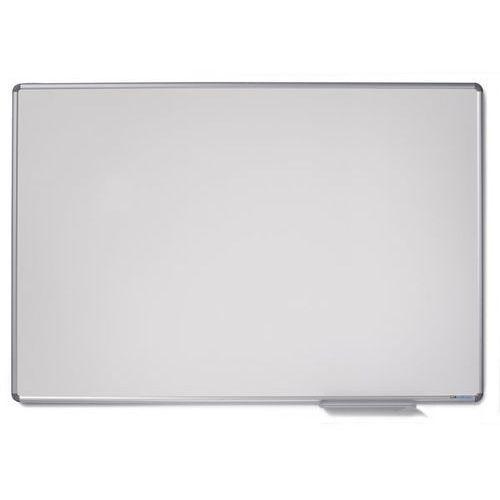 Office akktiv Tablica ścienna design, emaliowana na biało, szer. x wys. 1800x1200 mm. wysokiej