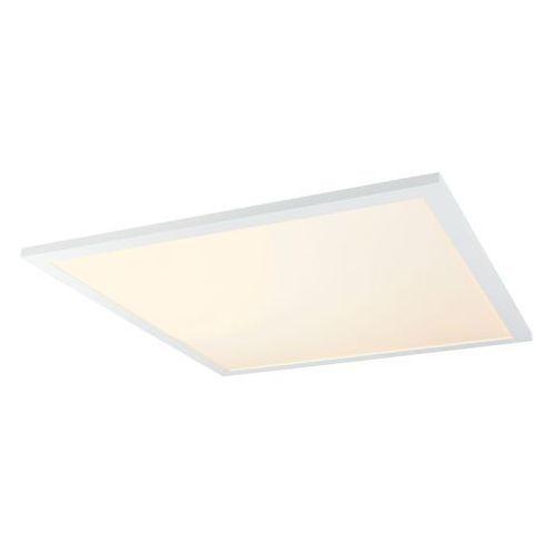 Globo Plafon rosi 41604d3rgb lampa sufitowa 1x40w led rgb cct 3000-6000k biały + pilot