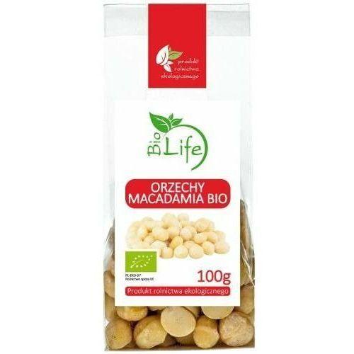 101biolife Orzechy macadamia 100g - biolife (5901785342161)