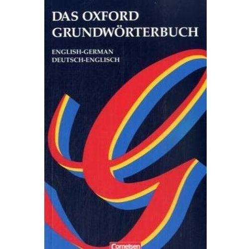 Das Oxford Grundwörterbuch, English-German, Deutsch-Englisch