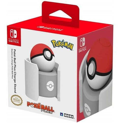 Ładowarka HORI PokeBall Plus do Nintendo Switch (0873124007374)
