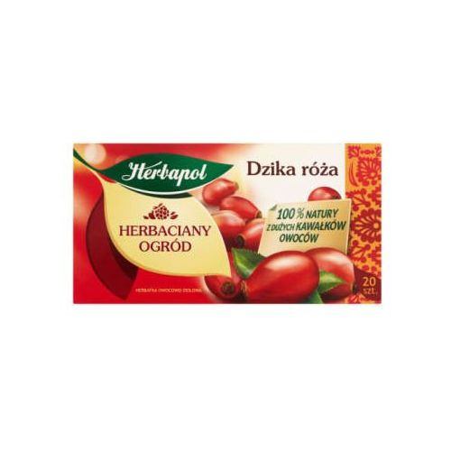 Herbapol 20x4g herbaciany ogród dzika róża herbata owocowo-ziołowa (5900956000640)