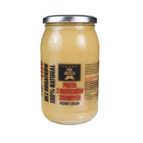 Pan orzech 900g pasta z orzechów ziemnych smooth