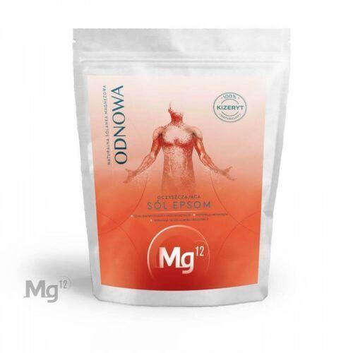 Sól epsom (100% kizeryt) odnowa 4kg marki Mg12