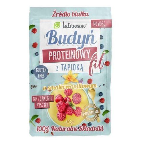 Budyń o smaku waniliowym proteinowy 30 g intenson marki Intenson; intenson europe sp. z o.o. całowanie 94g 05-480 karczew