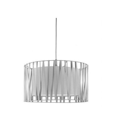 Żyrandol na drutu harmony gray 1xe27/60w/230v marki Tk lighting