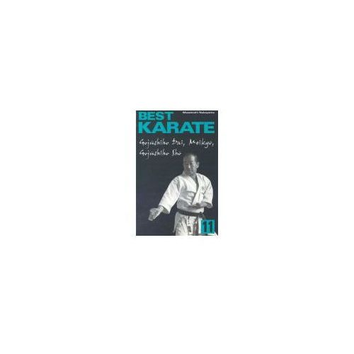 Best Karate 11 - Masatoshi Nakayama (9788389332066)