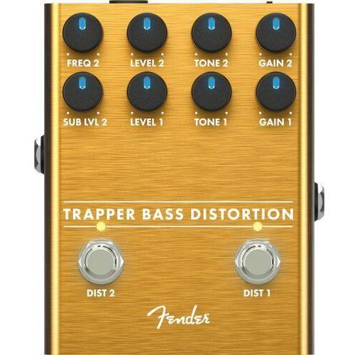 Fender trapper bass distortion efekt do gitary basowej