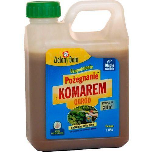 Zielony Dom Pożegnanie z Komarem OGRÓD 950 ml uzupełniacz, 5900026002925