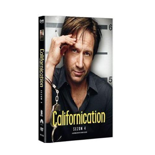 Imperial cinepix Californication, sezon 4 (3xdvd) - tom kapinos darmowa dostawa kiosk ruchu (5903570151354)