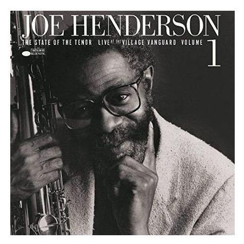 STATE OF THE TENOR - LIVE AT THE VILLAGE VANGUARD VOL.1 - Joe Henderson (Płyta winylowa) (0602547173126)