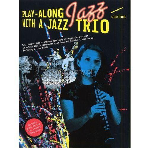 PWM Różni - Play-along jazz with a jazz trio na klarnet (+ CD)