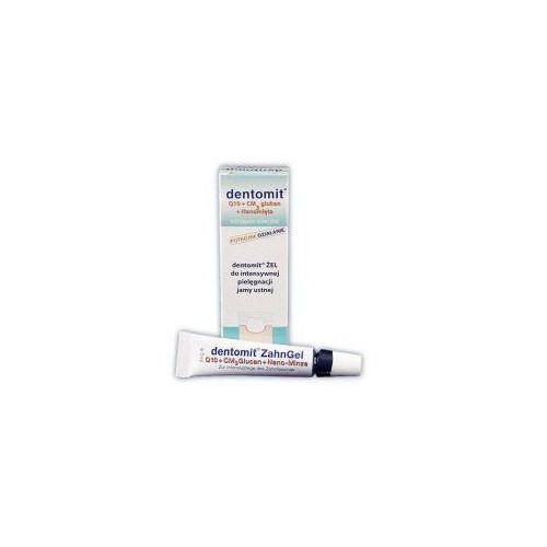 Q10 dentomit, żel do dziąseł, 5 ml wyprodukowany przez Mito-pharma