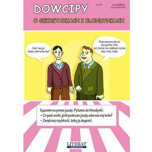 DOWCIPY O SEKRETARKACH I BLONDYNKACH (2016)