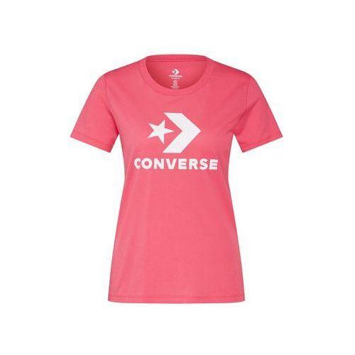 koszulka 'star chevron core' różowy / biały, Converse, 34-42