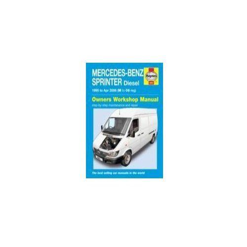 Mercedes Sprinter Van Service and Repair Manual (9780857339812)