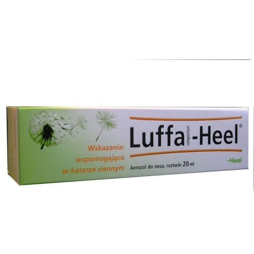 Luffa compositum krople do nosa 20ml aerozol od producenta Heel gmbh