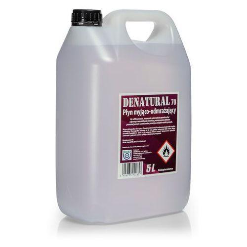 Denaturat 5L płyn Płyn myjąco-odmrażający