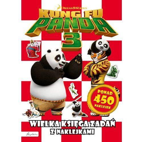 Dream Works. Kung Fu Panda 3. Wielka Księga zadań (2016)