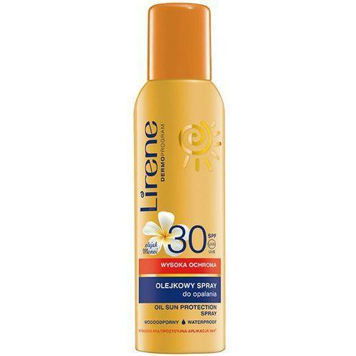 Olejkowy spray do opalania LIRENE SUN SPF30 150ml - 13E3167-01-01