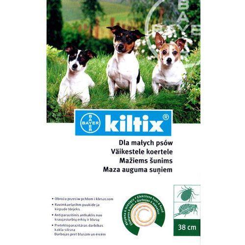 Bayer Kiltix Obroża dla małych psów dł. 38cm* - produkt dostępny w ZooSerwis.pl
