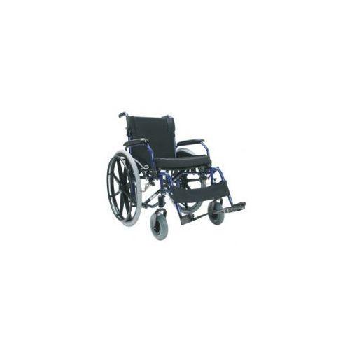 Wózek inwalidzki aluminiowy ręczny SOMA SM-802, kup u jednego z partnerów