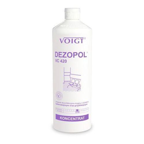 VOIGT DEZOPOL 1l VC420 do dezynfekcji gabinetów (5901370042001)
