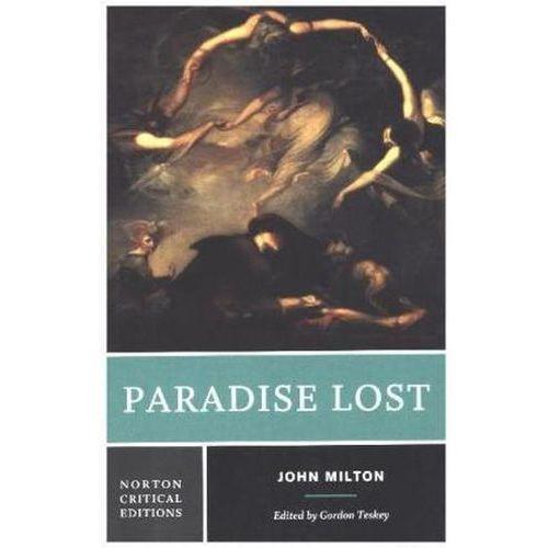 Paradise Lost, Milton, John