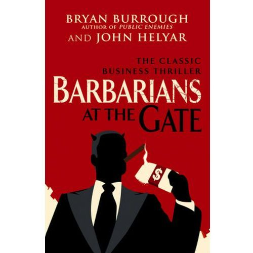 Barbarians At The Gate (9780099545835)