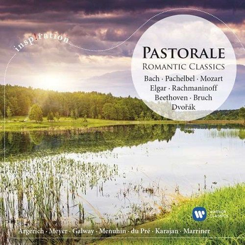 Emi inspiration pastorale romantic classics [cd] marki Emi music