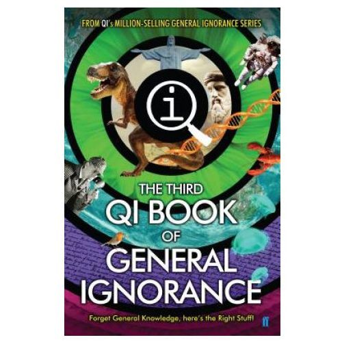 QI: The Third Book of General Ignorance (9780571308989)
