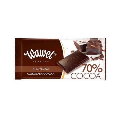 WAWEL 100g Dark 70% Czekolada Gorzka