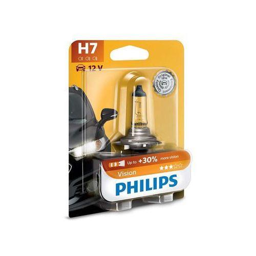 Philips Żarówka samochodowa vision 12972prb1 h7 px26d/55w/12v