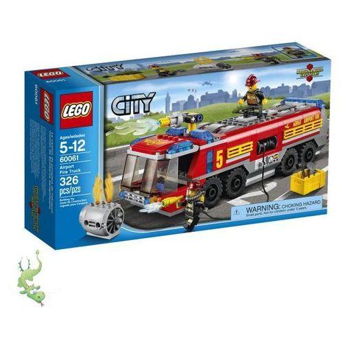 Lego City wóz strażacki 60061 z kategorii: klocki dla dzieci